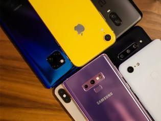 Φωτογραφία για Smartphones: Ποια gadgets επικράτησαν το 2018;