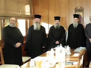 Φωτογραφία για Έτοιμο το νομοσχέδιο για τις αλλαγές στις σχέσεις Κράτους – Εκκλησίας