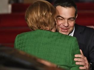 Φωτογραφία για Süddeutsche Zeitung: Μέρκελ, η νέα καλύτερη φίλη του Τσίπρα