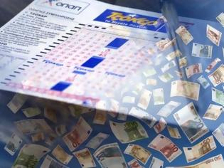Φωτογραφία για Τζόκερ: Ένας σούπερ τυχερός κέρδισε 1,2 εκατ. ευρώ