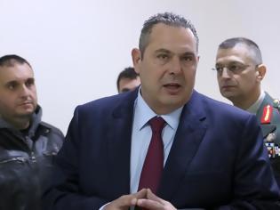 Φωτογραφία για «Βόμβα» Καμμένου: «Δεν είμαι απερχόμενος υπουργός, ούτε τελώ υπό παραίτηση»