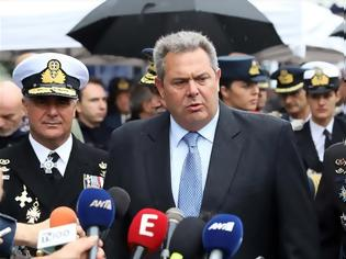 Φωτογραφία για Καμμένος: Ούτε απερχόμενος Υπουργός είμαι ούτε τελώ υπό παραίτηση