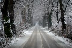 Τα πρόσφατα χιόνια κάλυψαν το 60% της Ελλάδας