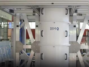 Φωτογραφία για Η IBM παρουσίασε τον πρώτο της Κβαντικό Υπολογιστή