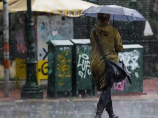 Φωτογραφία για Καιρός: Με βροχές και καταιγίδες το Σαββατοκύριακο