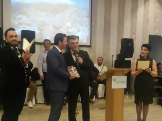 Φωτογραφία για Η Αμφικτιονία Ακαρνάνων με τον Πρόεδρό της Φίλιππο Ντόβα, βρέθηκε στη Λάρισα, όπου ο Σύλλογος Αβδελλιωτών «Η Βασιλίτσα» πραγματοποίησε την ετήσια χοροεσπερίδα του | ΦΩΤΟ