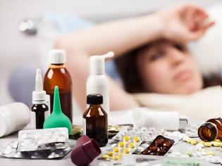 Φωτογραφία για Συναγερμός: Η γρίπη θερίζει, οι ασθενείς βρίσκονται στον αέρα