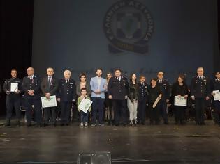 Φωτογραφία για Συγχαρητήρια από τον πρόεδρο των Αξιωματικών Νοτίου Αιγαίου για τη βράβευση