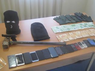 Φωτογραφία για Εύβοια: Εξάρθρωσαν συμμορία που χτυπούσε ΑΤΜ και χρηματαποστολές - Στο καζίνο, τα ακριβά ΙΧ και τις τσάντες σπαταλούσαν τη λεία