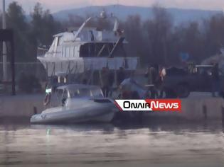 Φωτογραφία για Βρέθηκε τμήμα από το αεροσκάφος που κατέπεσε στο Μεσολόγγι (φωτο)