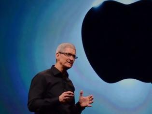 Φωτογραφία για Apple: Στους χρήστες ο έλεγχος των προσωπικών δεδομένων