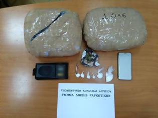 Φωτογραφία για Αμφιλοχία: Χειροπέδες σε 49χρονο για κοκαΐνη και κάνναβη