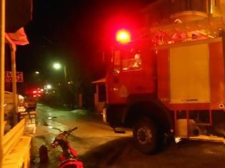 Φωτογραφία για Θεσσαλονίκη: Τραγωδία από φωτιά σε διαμέρισμα