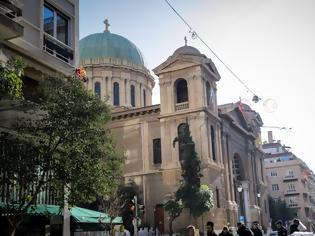 Φωτογραφία για Η «Εικονοκλαστική Σέχτα» ανέλαβε την ευθύνη για την βόμβα στον Άγιο Διονύσιο και απειλεί