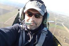 Βρέθηκε νεκρός ο Παναγιώτης Κεφαλάς, ο πιλότος του αεροσκάφους που είχε καταπέσει στο Μεσολόγγι