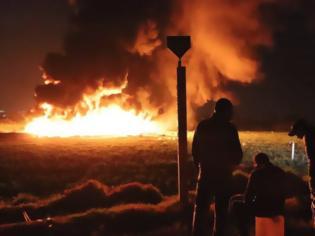 Φωτογραφία για Μεξικό: Οκτώ παιδιά ανάμεσα στους 66 νεκρούς από την έκρηξη αγωγού πετρελαίου