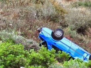 Φωτογραφία για Ευρυτανία: Νεκρός κυνηγός – Έπεσε σε χαράδρα με το αυτοκίνητο