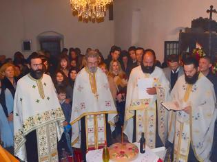 Φωτογραφία για Με πολύ κόσμο ο Εορτασμός του Αγίου Ευθυμίου στην ΚΩΝΩΠΙΝΑ Ξηρομέρου | ΠΟΛΛΕΣ ΦΩΤΟ