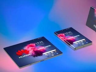 Φωτογραφία για Η Huawei μας προσκαλεί στην παρουσίαση ενός πτυσσόμενου smartphone