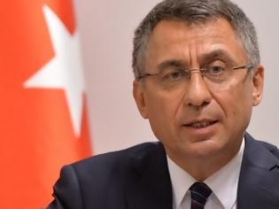Φωτογραφία για Ποιός είναι ο Αντιπρόεδρος της τουρκικής κυβέρνησης -  Aπό την Πολιτική Προστασία στην κορυφή της Κυβέρνησης Ερντογάν