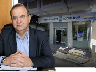 Φωτογραφία για Δημήτρης Στρατούλης: Διαρκές Οικονομικό και Κοινωνικό έγκλημα αν κλείσει η Εθνική Τράπεζα στον ΑΣΤΑΚΟ»