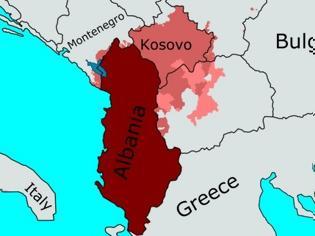 Φωτογραφία για Η «Μεγάλη Αλβανία» καταστράφηκε με τη Συμφωνία των Πρεσπών