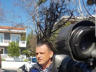 Φωτογραφία για Χρήστος Συνδρεβέλης: Προσωπικό δεν έχουμε στα τμήματα και πάλι μας παίρνουν κόσμο