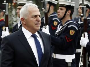 Φωτογραφία για Τα δύο κρίσιμα ραντεβού Αποστολάκη με Ακάρ και την υπουργό Άμυνας της Βόρειας Μακεδονίας