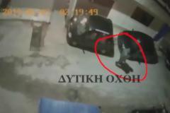 Του έκαψαν το αυτοκίνητο, γιατί τοποθέτησε σπίτι του κεραία κινητής τηλεφωνίας