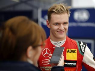 Φωτογραφία για Τι σημαίνει να σε λένε «Schumacher»