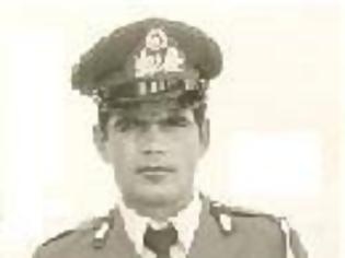 Φωτογραφία για Σαν σήμερα έπεσε νεκρός από πυρά διαρρήκτη ο Αρχιφύλακας Κωνσταντίνος Τσαράβας