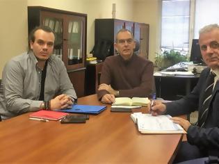 Φωτογραφία για Ενημέρωση της ΠΟΑΣΥ από τον Διοικητή του ΕΤΕΑΕΠ