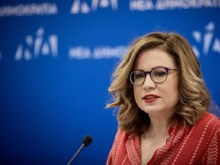 Φωτογραφία για Μ. Σπυράκη: Ο Κυρ. Μητσοτάκης θα καταβάλλει κάθε προσπάθεια να αμβλύνει τις συνέπειες της Συμφωνίας