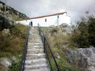 Φωτογραφία για Δείτε φωτο σήμερα από τον Άγιο Βλάσιο, στα Βλυζιανά Ξηρόμερου