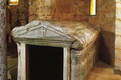 Ο Τάφος του Αγίου Αποστόλου και Ευαγγελιστή Λουκά