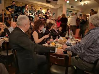 Φωτογραφία για Με πολύ κόσμο η χοροεσπερίδα του Συλλόγου ΑΣΤΑΚΙΩΤΩΝ | ΦΩΤΟ