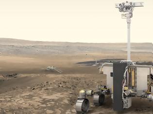 Φωτογραφία για Ένα διαστημικό όχημα με το όνομα Rosalind Franklin