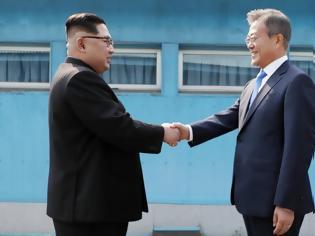 Φωτογραφία για Μαζί Νότια και Βόρεια Κορέα για τους Ολυμπιακούς Αγώνες 2032
