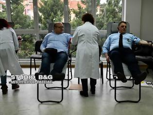 Φωτογραφία για Η Εθελοντική αιμοδοσία της Ένωσης Αργολίδας (ΒΙΝΤΕΟ)