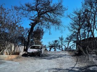 Φωτογραφία για Ντοκουμέντο από τη φωτιά στο Μάτι: Τα ηχητικά της αστυνομίας