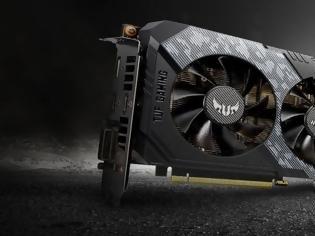 Φωτογραφία για Η ASUS λανσάρει τη Gaming σειρά GPU TUF