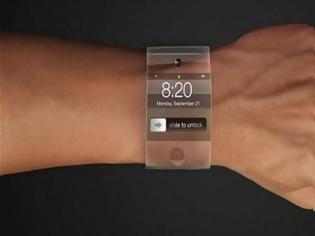 Φωτογραφία για Η Apple αναπτύσσει ένα νέο ρολόι Apple με ευέλικτη οθόνη.