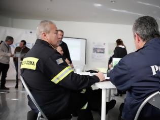 Φωτογραφία για Η Περιφέρεια Αττικής έκανε άσκηση ετοιμότητας για σεισμό 6,1 Ρίχτερ στην Αθήνα
