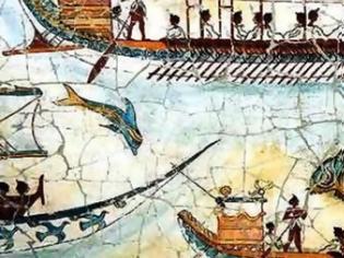 Φωτογραφία για Πόλεμος στο προϊστορικό Αιγαίο - Πόσο ειρηνικοί ήταν οι Μινωίτες;