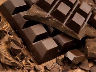 Φωτογραφία για Λίγη μαύρη σοκολάτα την ημέρα κάνει καλό στην όραση