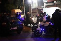 Επίθεση αντιεξουσιαστών σε άνδρες της ομάδας ΔΙΑΣ
