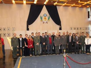 Φωτογραφία για Τελετή Απονομής Μεταπτυχιακών Τίτλων από τη Στρατιωτική Σχολή Ευελπίδων και το Πολυτεχνείο Κρήτης