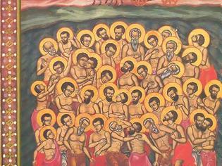 Φωτογραφία για Η Ιερά Μονή Πετράκη θα αγρυπνήσει επί των Αγίων Τεσσαράκοντα Μαρτύρων