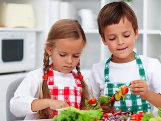 Φωτογραφία για Παιδική διατροφή: Οι έξι κανόνες που συστήνουν οι ειδικοί!