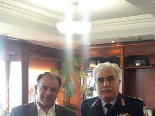 Φωτογραφία για Νίκος Καραδήμας: Επισκέφτηκα σήμερα τον Αρχηγό του σώματος και σας συνιστώ ανεπιφύλακτα να το πραγματοποιήσετε